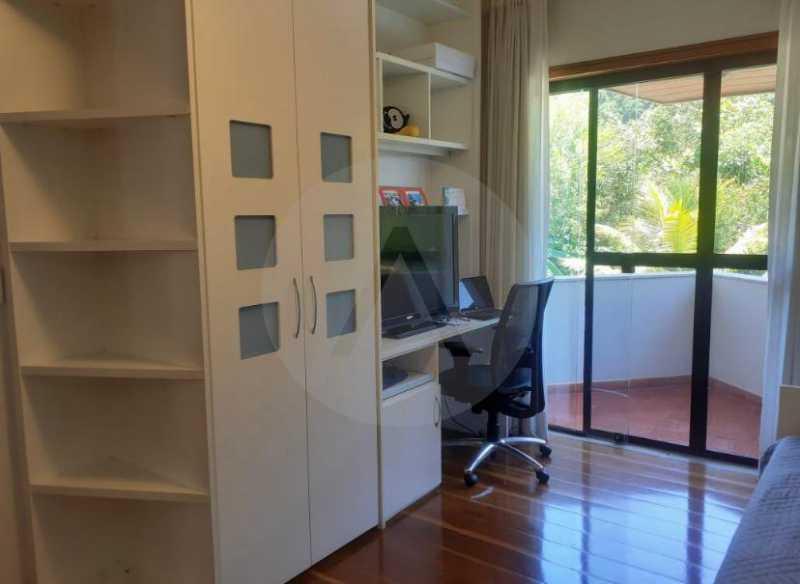 24 Casa Condomínio Camboinhas - Imobiliária Agatê Imóveis vende Espetacular Casa em Condomínio - Camboinhas - Niterói. - HTCN40088 - 25