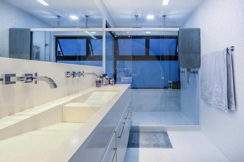 26 Casa Condomínio Camboinhas - Imobiliária Agatê Imóveis vende Espetacular Casa em Condomínio - Camboinhas - Niterói. - HTCN40088 - 27