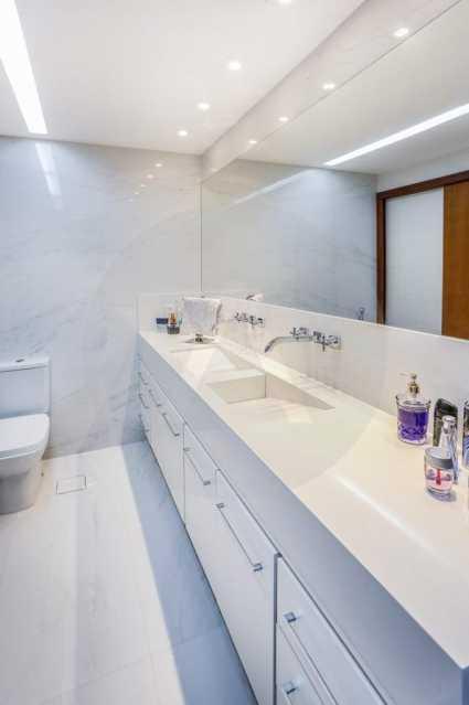27 Casa Condomínio Camboinhas - Imobiliária Agatê Imóveis vende Espetacular Casa em Condomínio - Camboinhas - Niterói. - HTCN40088 - 28