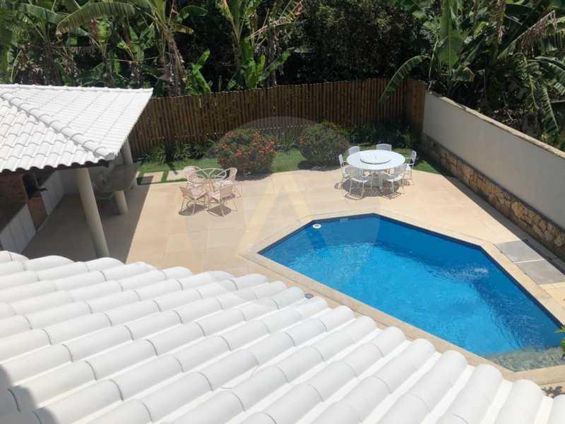 29 Casa Condomínio Camboinhas - Imobiliária Agatê Imóveis vende Espetacular Casa em Condomínio - Camboinhas - Niterói. - HTCN40088 - 30