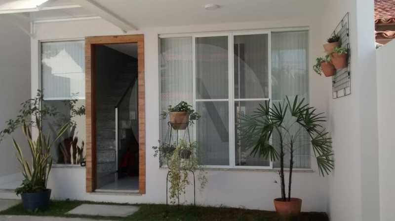 2 Casa Padrão Piratininga. - Imobiliária Agatê Imóveis vende ótima Casa Duplex - Piratininga - Niterói. - HTCA30266 - 3