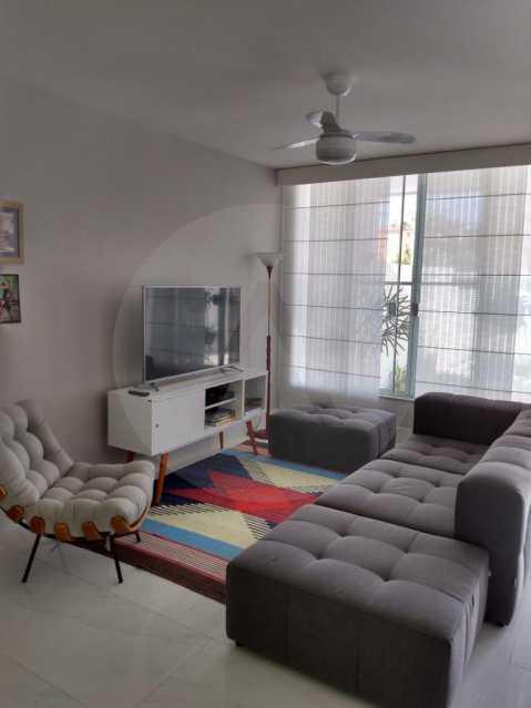 4 Casa Padrão Piratininga. - Imobiliária Agatê Imóveis vende ótima Casa Duplex - Piratininga - Niterói. - HTCA30266 - 5