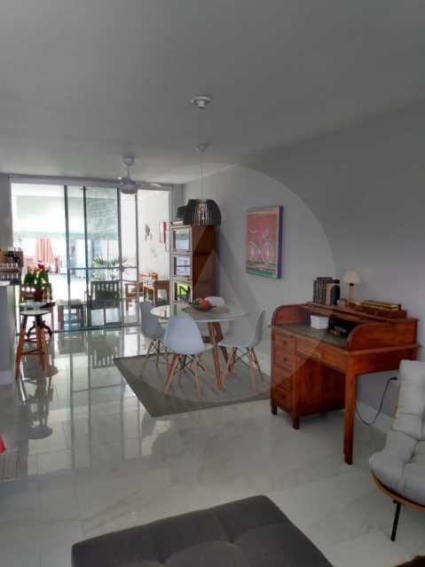 5 Casa Padrão Piratininga. - Imobiliária Agatê Imóveis vende ótima Casa Duplex - Piratininga - Niterói. - HTCA30266 - 6