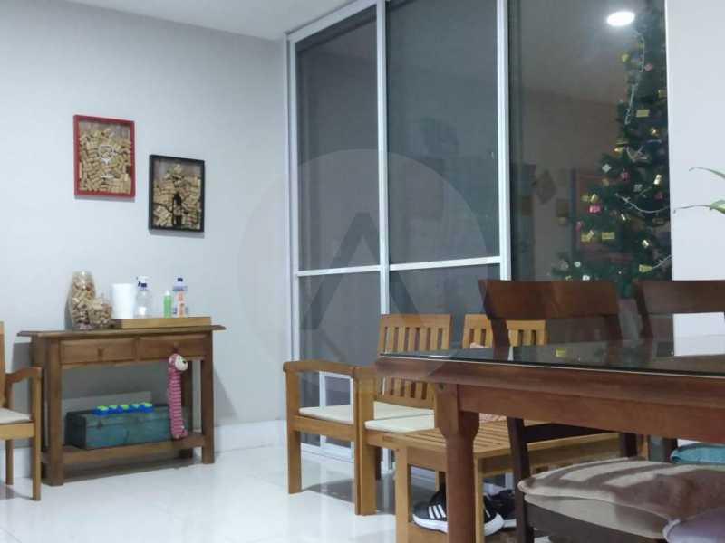 6 Casa Padrão Piratininga. - Imobiliária Agatê Imóveis vende ótima Casa Duplex - Piratininga - Niterói. - HTCA30266 - 7