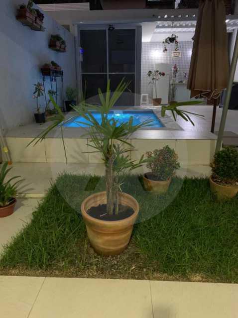 9 Casa Padrão Piratininga. - Imobiliária Agatê Imóveis vende ótima Casa Duplex - Piratininga - Niterói. - HTCA30266 - 10