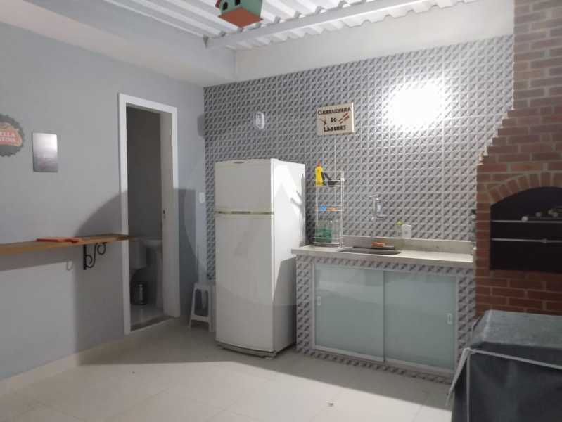 11 Casa Padrão Piratininga. - Imobiliária Agatê Imóveis vende ótima Casa Duplex - Piratininga - Niterói. - HTCA30266 - 12