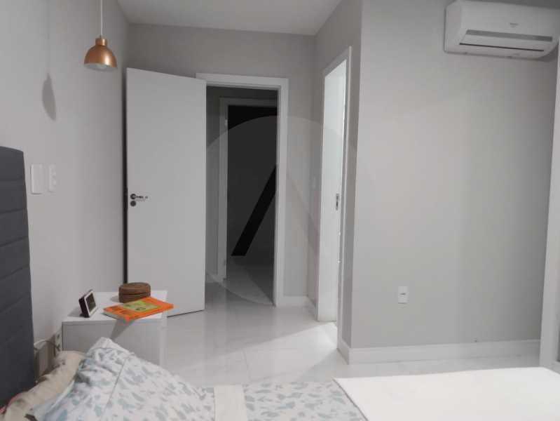 12 Casa Padrão Piratininga. - Imobiliária Agatê Imóveis vende ótima Casa Duplex - Piratininga - Niterói. - HTCA30266 - 13