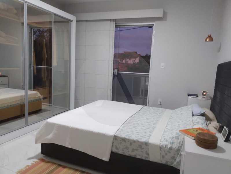 13 Casa Padrão Piratininga. - Imobiliária Agatê Imóveis vende ótima Casa Duplex - Piratininga - Niterói. - HTCA30266 - 14