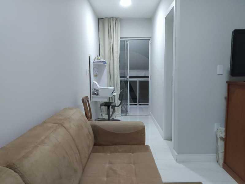 15 Casa Padrão Piratininga. - Imobiliária Agatê Imóveis vende ótima Casa Duplex - Piratininga - Niterói. - HTCA30266 - 16