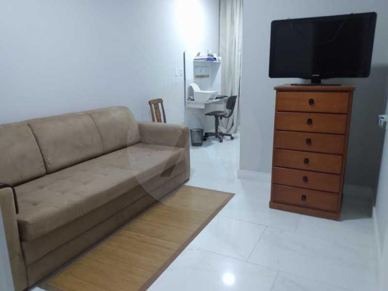 16 Casa Padrão Piratininga. - Imobiliária Agatê Imóveis vende ótima Casa Duplex - Piratininga - Niterói. - HTCA30266 - 17