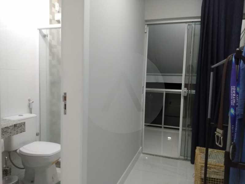 21 Casa Padrão Piratininga. - Imobiliária Agatê Imóveis vende ótima Casa Duplex - Piratininga - Niterói. - HTCA30266 - 22
