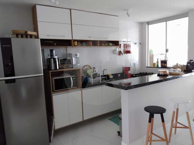 22 Casa Padrão Piratininga. - Imobiliária Agatê Imóveis vende ótima Casa Duplex - Piratininga - Niterói. - HTCA30266 - 23