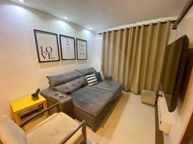 1 Casa Condomínio Itaipu. - Imobiliária Agatê Imóveis vende Oportunidade! Casa Duplex em Condomínio de 150 m² Itaipu - Niterói. - HTCN40089 - 1