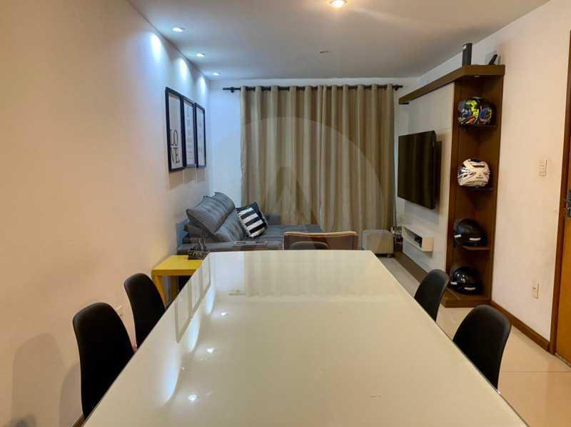 2 Casa Condomínio Itaipu. - Imobiliária Agatê Imóveis vende Oportunidade! Casa Duplex em Condomínio de 150 m² Itaipu - Niterói. - HTCN40089 - 3