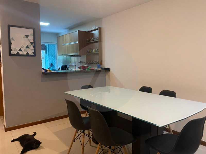 3 Casa Condomínio Itaipu. - Imobiliária Agatê Imóveis vende Oportunidade! Casa Duplex em Condomínio de 150 m² Itaipu - Niterói. - HTCN40089 - 4