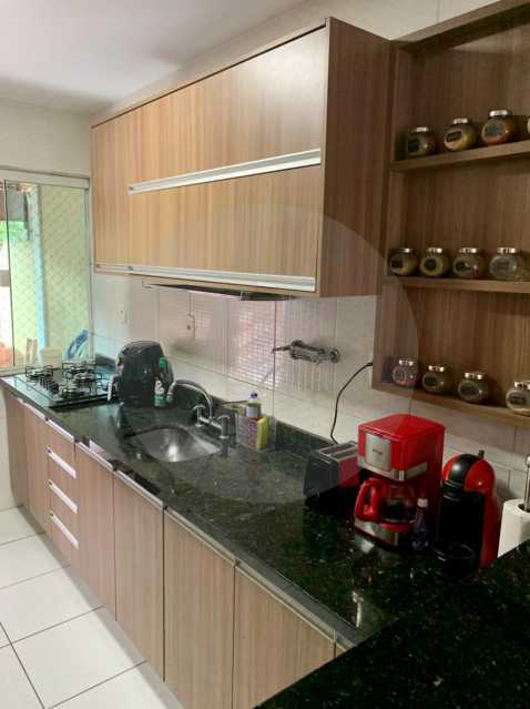 4 Casa Condomínio Itaipu. - Imobiliária Agatê Imóveis vende Oportunidade! Casa Duplex em Condomínio de 150 m² Itaipu - Niterói. - HTCN40089 - 5