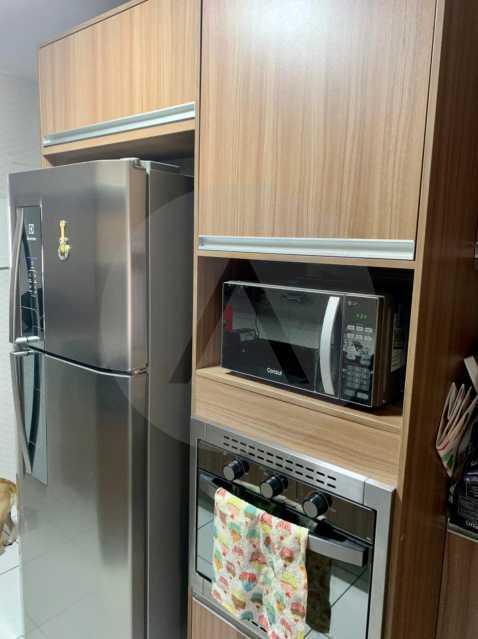 6 Casa Condomínio Itaipu. - Imobiliária Agatê Imóveis vende Oportunidade! Casa Duplex em Condomínio de 150 m² Itaipu - Niterói. - HTCN40089 - 7