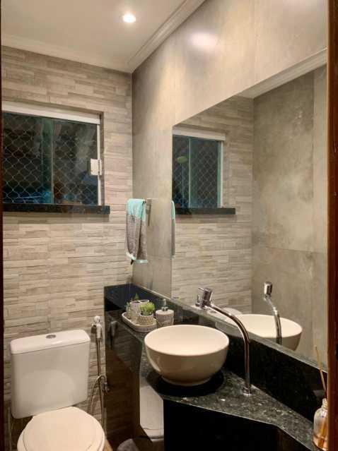 8 Casa Condomínio Itaipu. - Imobiliária Agatê Imóveis vende Oportunidade! Casa Duplex em Condomínio de 150 m² Itaipu - Niterói. - HTCN40089 - 9
