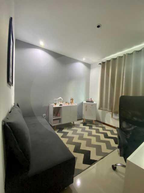 10 Casa Condomínio Itaipu. - Imobiliária Agatê Imóveis vende Oportunidade! Casa Duplex em Condomínio de 150 m² Itaipu - Niterói. - HTCN40089 - 11