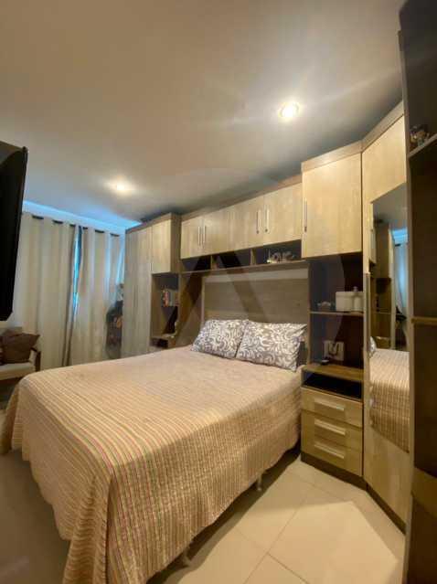 11 Casa Condomínio Itaipu. - Imobiliária Agatê Imóveis vende Oportunidade! Casa Duplex em Condomínio de 150 m² Itaipu - Niterói. - HTCN40089 - 12