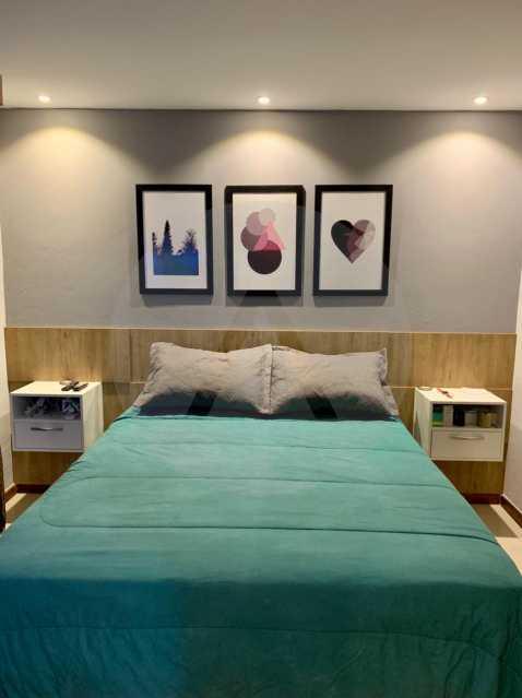 13 Casa Condomínio Itaipu. - Imobiliária Agatê Imóveis vende Oportunidade! Casa Duplex em Condomínio de 150 m² Itaipu - Niterói. - HTCN40089 - 14