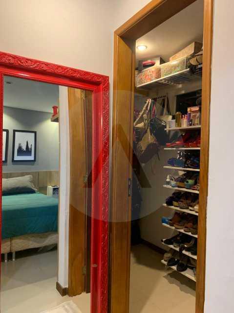 15 Casa Condomínio Itaipu. - Imobiliária Agatê Imóveis vende Oportunidade! Casa Duplex em Condomínio de 150 m² Itaipu - Niterói. - HTCN40089 - 16