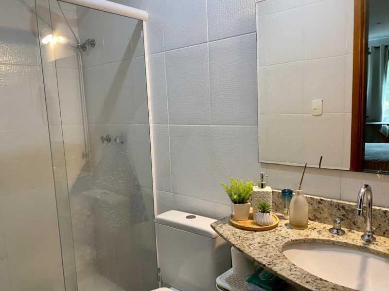 16 Casa Condomínio Itaipu. - Imobiliária Agatê Imóveis vende Oportunidade! Casa Duplex em Condomínio de 150 m² Itaipu - Niterói. - HTCN40089 - 17
