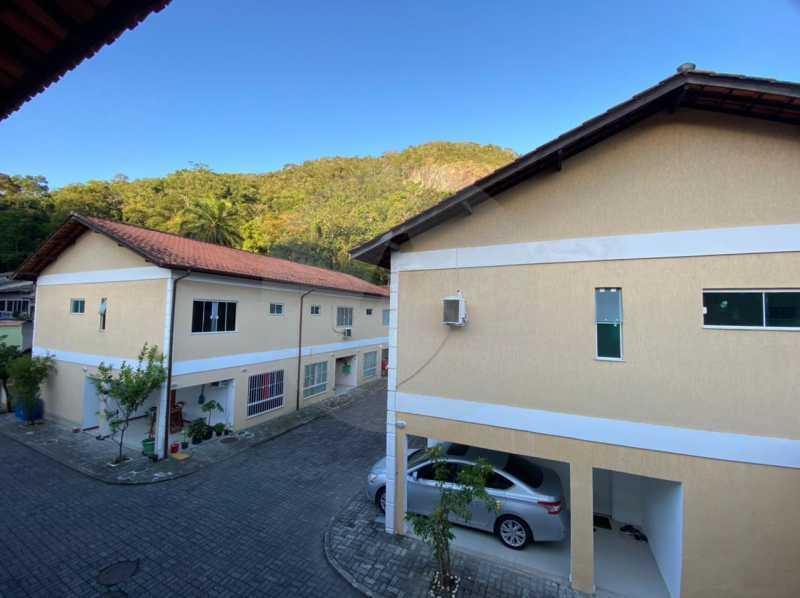 18 Casa Condomínio Itaipu. - Imobiliária Agatê Imóveis vende Oportunidade! Casa Duplex em Condomínio de 150 m² Itaipu - Niterói. - HTCN40089 - 19
