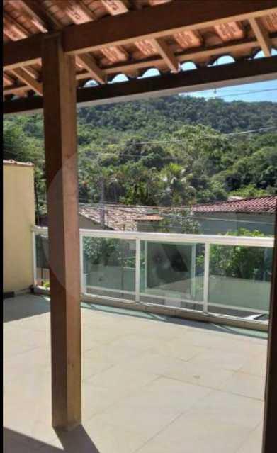 3 Casa Linear Itaipu. - Imobiliária Agatê Imóveis vende Casa Linear de 140m² Itaipu - Niterói. - HTCA30268 - 4