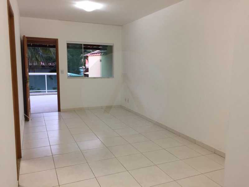 4 Casa Linear Itaipu. - Imobiliária Agatê Imóveis vende Casa Linear de 140m² Itaipu - Niterói. - HTCA30268 - 5