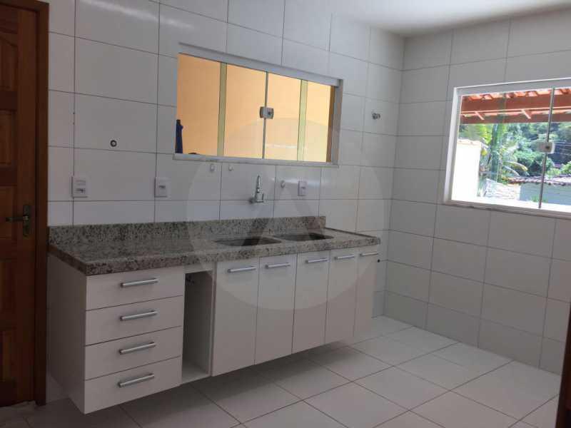 9 Casa Linear Itaipu. - Imobiliária Agatê Imóveis vende Casa Linear de 140m² Itaipu - Niterói. - HTCA30268 - 10
