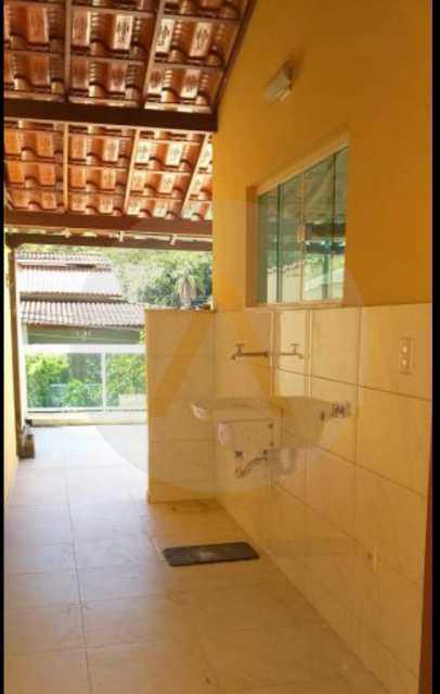 11 Casa Linear Itaipu. - Imobiliária Agatê Imóveis vende Casa Linear de 140m² Itaipu - Niterói. - HTCA30268 - 12