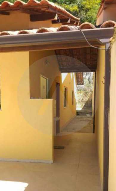 12 Casa Linear Itaipu. - Imobiliária Agatê Imóveis vende Casa Linear de 140m² Itaipu - Niterói. - HTCA30268 - 13