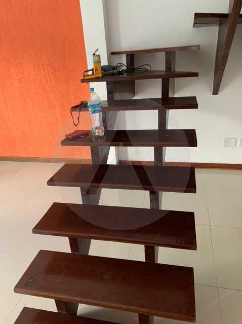 3 Casa Padrão Itaipu. - Imobiliária Agatê Imóveis vende Casa Padrão de 130m² Itaipu - Niterói. - HTCA30269 - 4