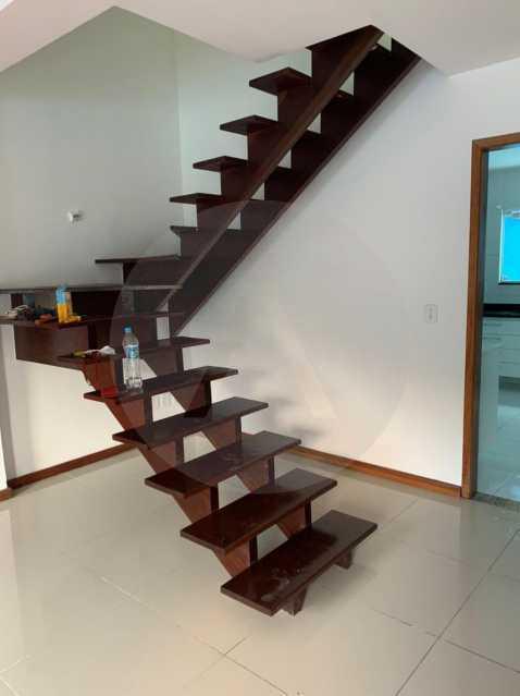 4 Casa Padrão Itaipu. - Imobiliária Agatê Imóveis vende Casa Padrão de 130m² Itaipu - Niterói. - HTCA30269 - 5