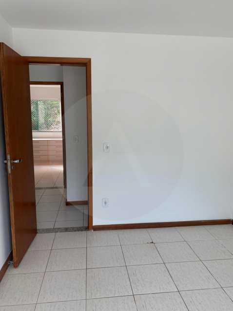 5 Casa Padrão Itaipu. - Imobiliária Agatê Imóveis vende Casa Padrão de 130m² Itaipu - Niterói. - HTCA30269 - 6