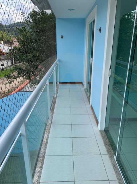 7 Casa Padrão Itaipu. - Imobiliária Agatê Imóveis vende Casa Padrão de 130m² Itaipu - Niterói. - HTCA30269 - 8