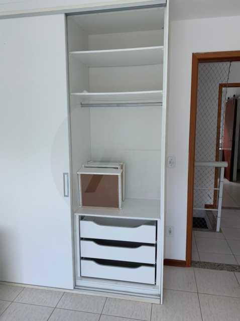8 Casa Padrão Itaipu. - Imobiliária Agatê Imóveis vende Casa Padrão de 130m² Itaipu - Niterói. - HTCA30269 - 9