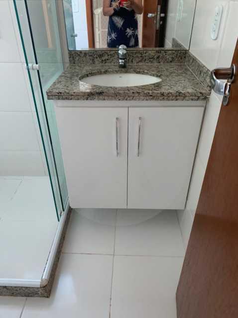10 Casa Padrão Itaipu. - Imobiliária Agatê Imóveis vende Casa Padrão de 130m² Itaipu - Niterói. - HTCA30269 - 11