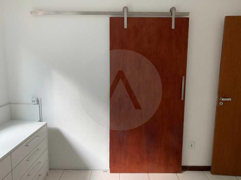 13 Casa Padrão Itaipu. - Imobiliária Agatê Imóveis vende Casa Padrão de 130m² Itaipu - Niterói. - HTCA30269 - 14