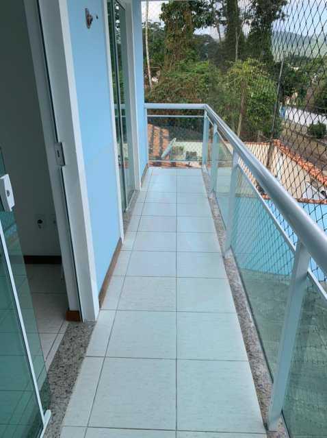 16 Casa Padrão Itaipu. - Imobiliária Agatê Imóveis vende Casa Padrão de 130m² Itaipu - Niterói. - HTCA30269 - 17