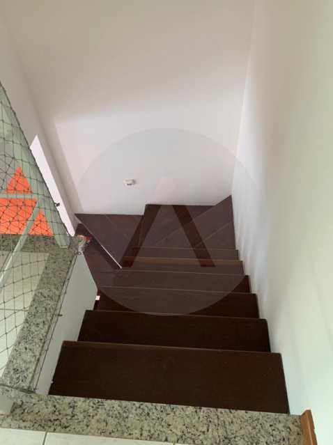 19 Casa Padrão Itaipu. - Imobiliária Agatê Imóveis vende Casa Padrão de 130m² Itaipu - Niterói. - HTCA30269 - 19