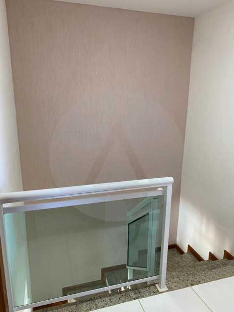 11 Casa Condomínio Itaipu. - Imobiliária Agatê Imóveis vende Casa em Condomínio de 123m² Itaipu - Niterói. - HTCN40090 - 12