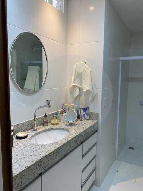 13 Casa Condomínio Itaipu. - Imobiliária Agatê Imóveis vende Casa em Condomínio de 123m² Itaipu - Niterói. - HTCN40090 - 14