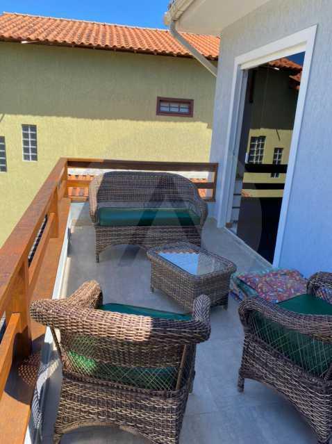 14 Casa Condomínio Itaipu. - Imobiliária Agatê Imóveis vende Casa em Condomínio de 123m² Itaipu - Niterói. - HTCN40090 - 15