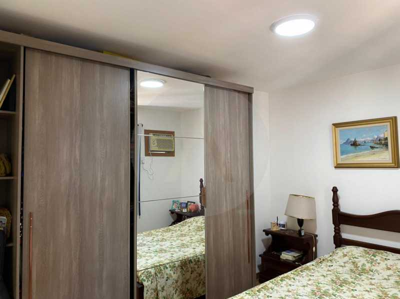 16 Casa Condomínio Itaipu. - Imobiliária Agatê Imóveis vende Casa em Condomínio de 123m² Itaipu - Niterói. - HTCN40090 - 17