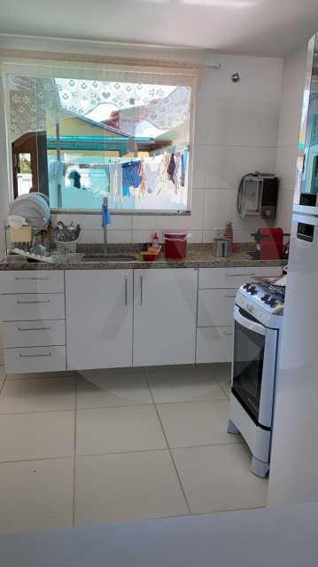 23 Casa Condomínio Itaipu. - Imobiliária Agatê Imóveis vende Casa em Condomínio de 123m² Itaipu - Niterói. - HTCN40090 - 24