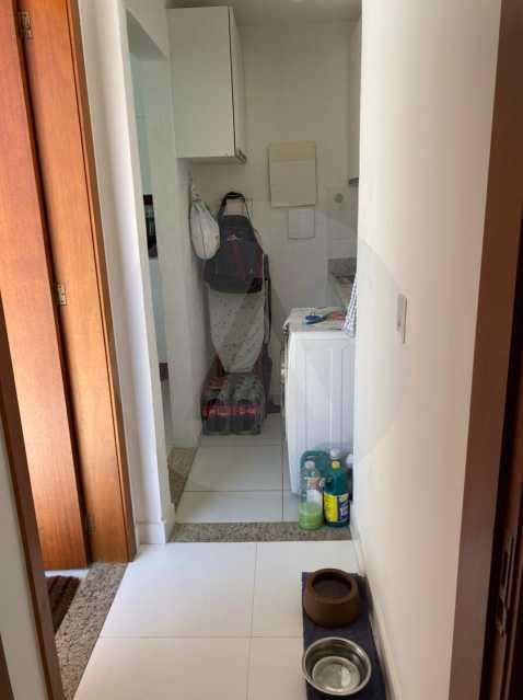 25 Casa Condomínio Itaipu. - Imobiliária Agatê Imóveis vende Casa em Condomínio de 123m² Itaipu - Niterói. - HTCN40090 - 26