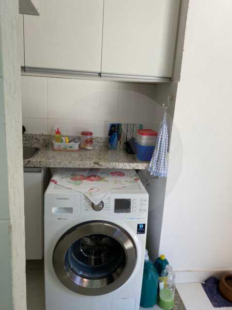 26 Casa Condomínio Itaipu. - Imobiliária Agatê Imóveis vende Casa em Condomínio de 123m² Itaipu - Niterói. - HTCN40090 - 27