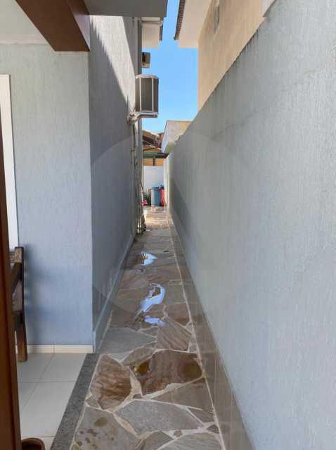27 Casa Condomínio Itaipu. - Imobiliária Agatê Imóveis vende Casa em Condomínio de 123m² Itaipu - Niterói. - HTCN40090 - 28